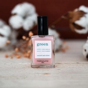 «Hortencia » Vernis GREEN