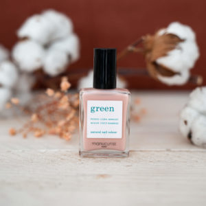 «Bare Skin » Vernis GREEN