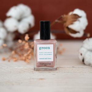 «Carnation » Vernis GREEN