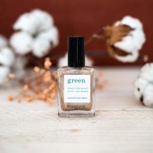 «Gold » Vernis GREEN