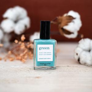 «Sea Green» Vernis GREEN