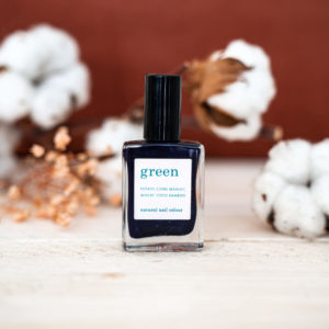« Dark Night » Vernis GREEN