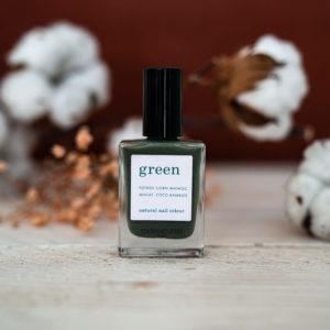 «Khaki» Vernis GREEN