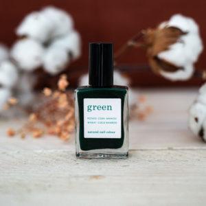 «Emerald» Vernis GREEN