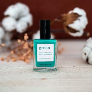 «Green Garden» Vernis GREEN