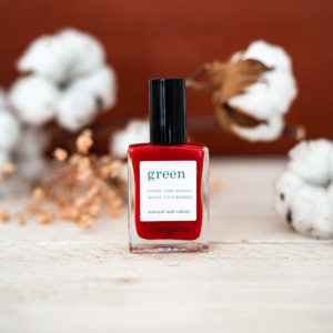 « Red Cherry » Vernis GREEN