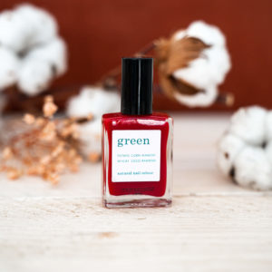 « Pomegranate » Vernis GREEN