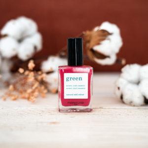 «Peonie» Vernis GREEN