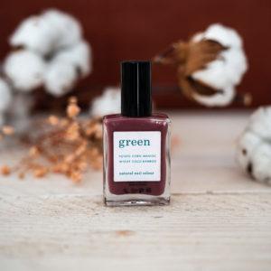 «Victoria Plum» Vernis GREEN