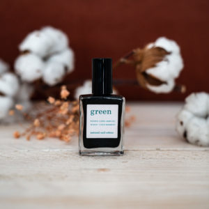 « Licorice » Vernis GREEN