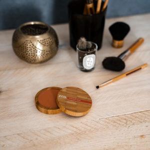 Fards à joues / Blush – Emballage en Bambou