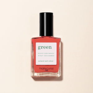 « Red Coral » Vernis GREEN