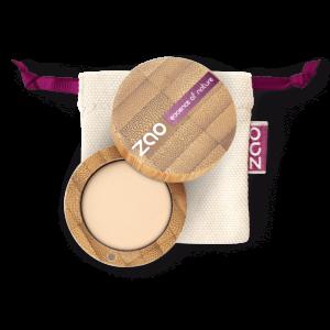 Fards à paupières mates ( rond ) – Zao makeup