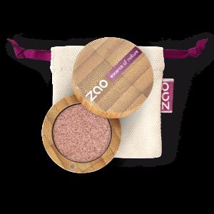 Fard à paupières Ultra Shiny Cuivré Rose – Zao makeup