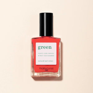 Vernis Green RED CORAL