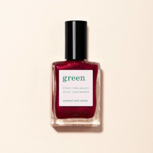 Vernis Green RED HIBISCUS