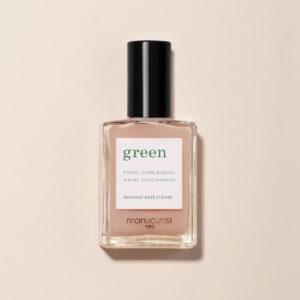 Vernis Green Shell Beige