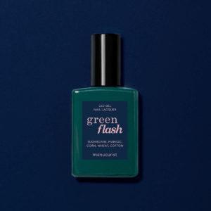 Vernis NAVY BLUE Green Flash